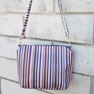 Striped Crossbody CARLOS SANTANA Bag